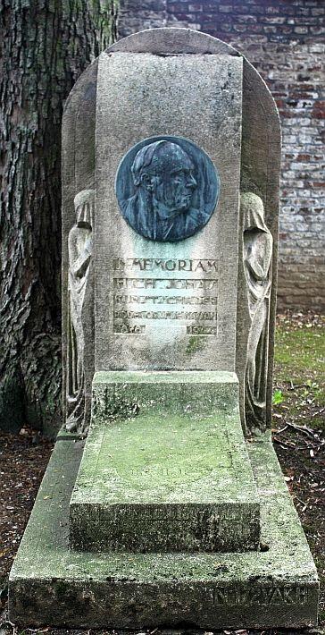Grafmonument Henri Jonas, begraafplaats Tongerseweg Maastricht