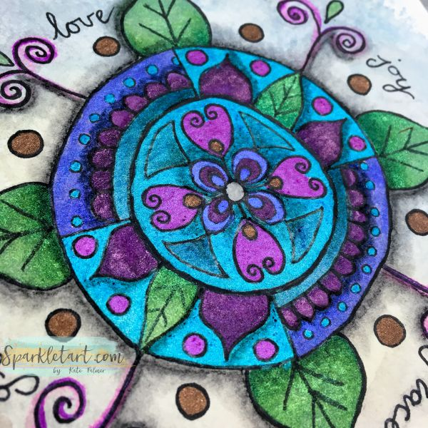 What Are The 5 Styles of Doodling? - Sparkle Tart by Kate Palmer