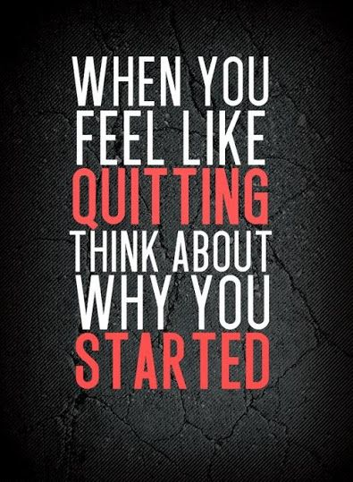 when you feel like quitting... - FREE Website Design Limited time Offer by http://www.torontowebsitedesign.biz/