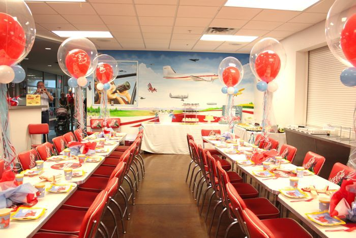 fourth birthday birthday party ideas helicopter airplane dallas party ...