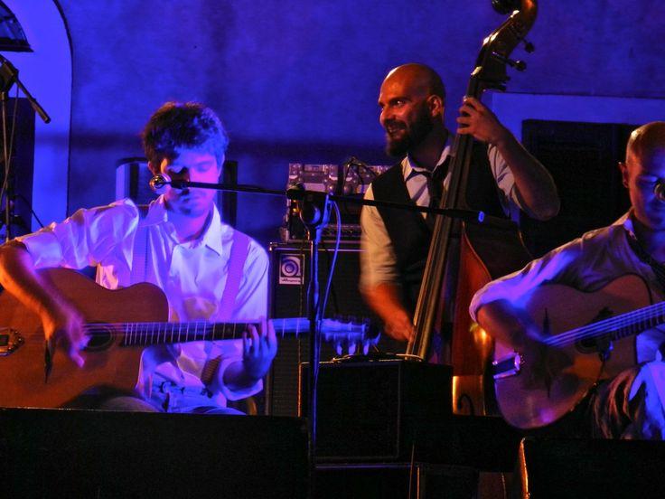 Armeria dei Briganti in concerto Palau Festival Lanterne