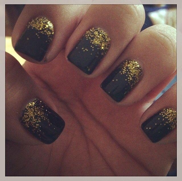 Black & Gold! Black & Gold