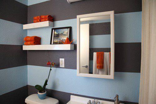 Добрый день, подскажите, какую использовать краску для покраски стен в ванной? | Идеи для ремонта