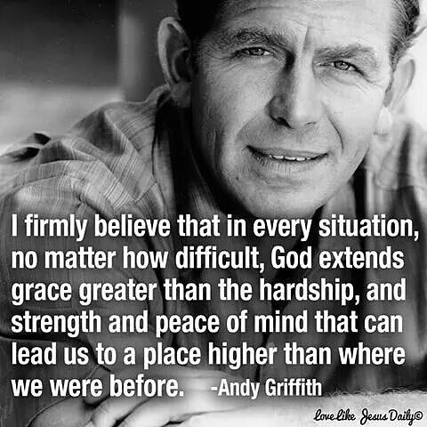 @Regrann from @bquinn117 - #Regrann #Christian #Faith #Truth #Jesus #Christ #Lord #Life #Hope #Scripture #God #Praise #Him #JesusIsLord #Worship #Repent #Message #AndyGriffith