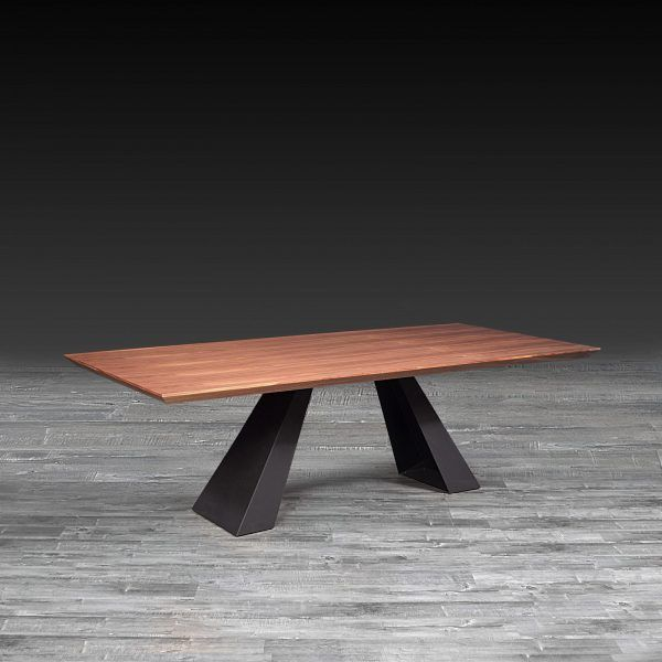 At The Table Or On The Table Stylish Dining Table Ludovico Dining Table Table Dining
