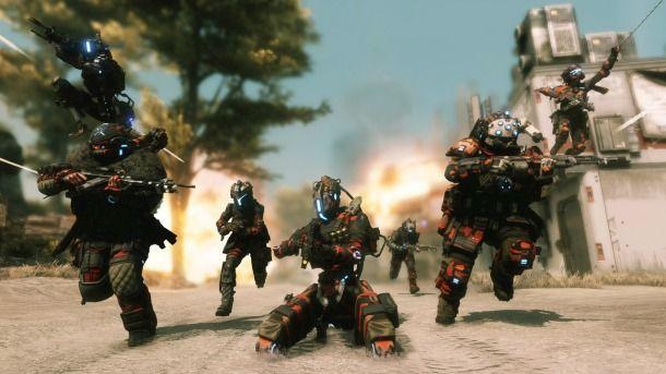 Titanfall 2 Agrega el Origen De la Bóveda En Xbox One Y PC
