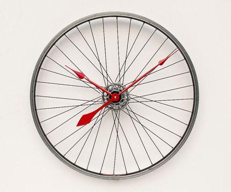 Las 25 mejores ideas sobre ruedas de bicicleta en - Decoracion con ruedas ...