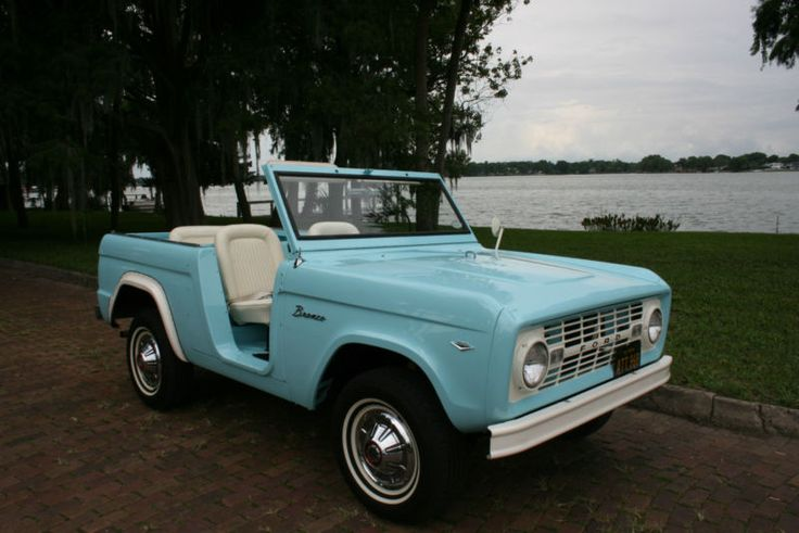 1966 Ford : Bronco Roadster in Ford | eBay Motors