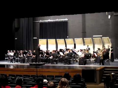 Bumpus Middle School Concert Band MPA 2nd Number