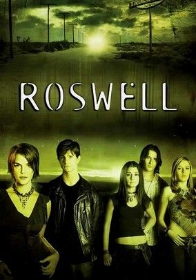 Roswell (1999) In Roswell, New Mexico, human/alien hybrids Max, Isabel and…