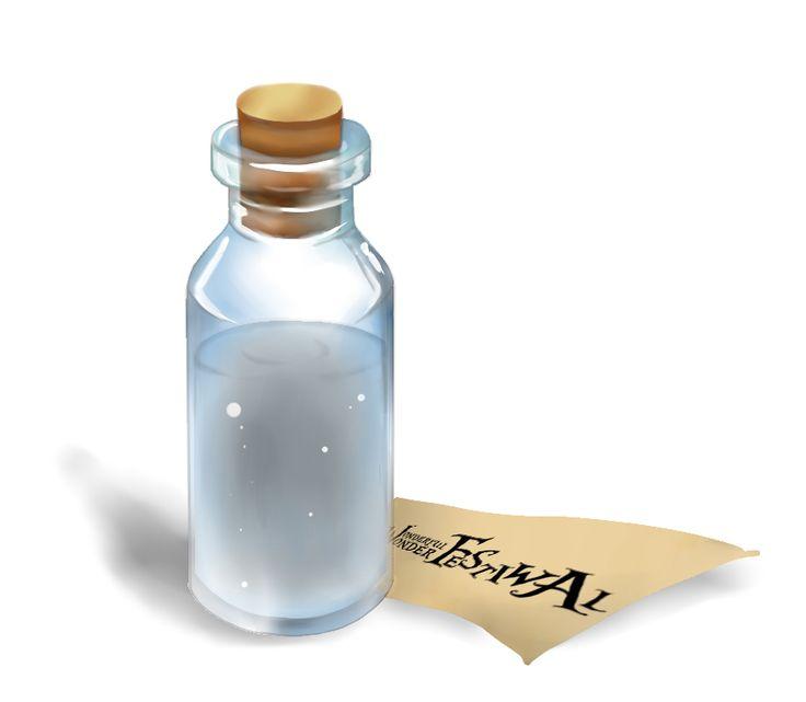 Bottle for Alice