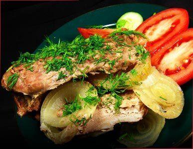 Домашние простые рецепты салатов 2011