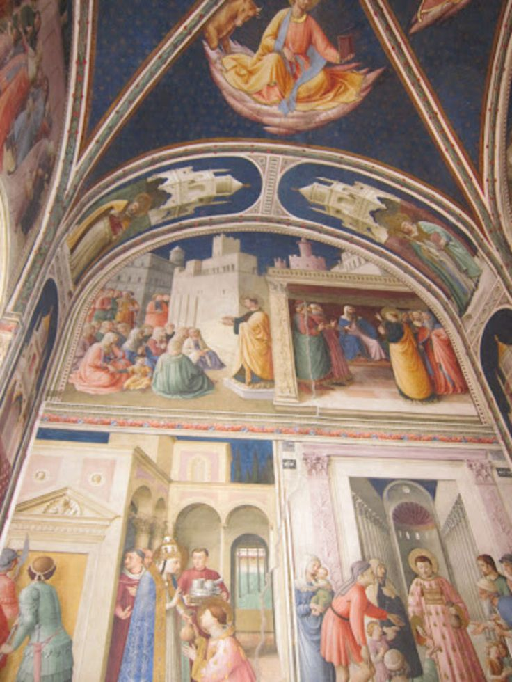 17 best images about murals frescoes on pinterest for Christian mural