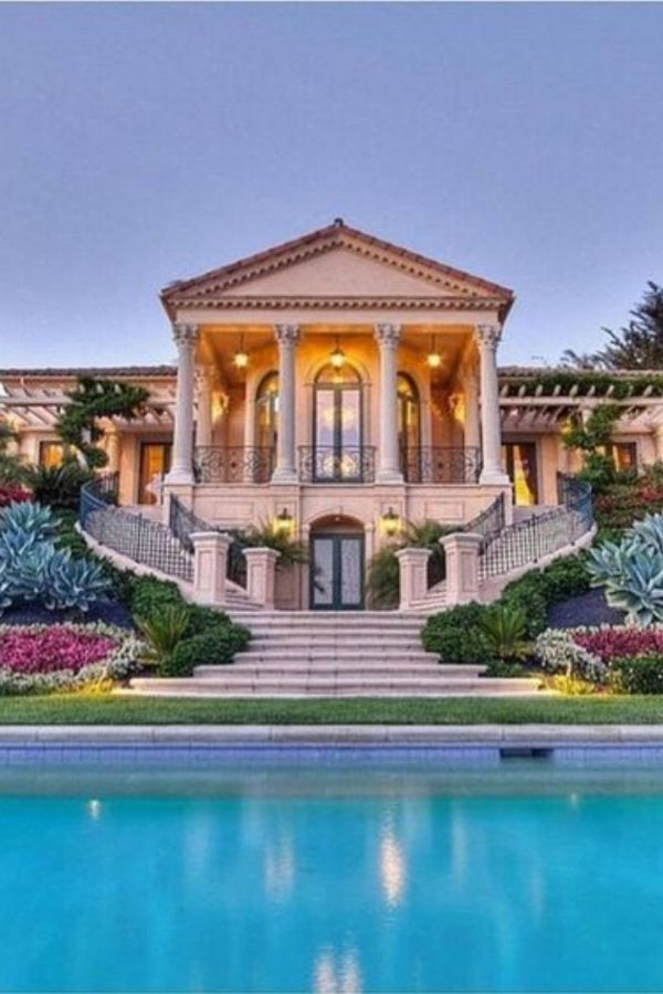Most Expensive Fancy Houses In The World Mansions