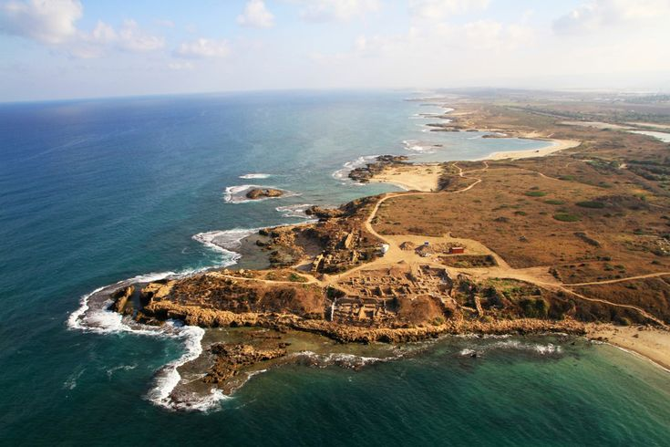 Tel Dor Beach, Israel