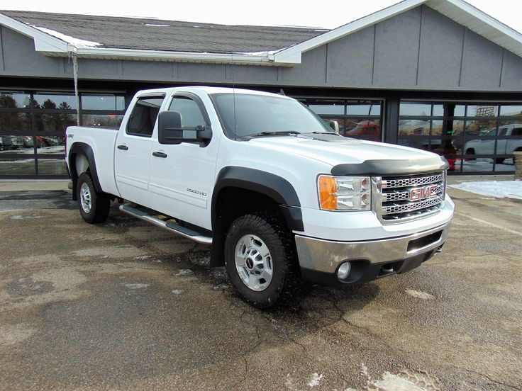 FOR SALE: 2013 GMC SIERRA 2500HD DURAMAX  #128653  www.boondoxmi.com