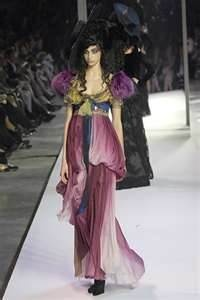 modern italian renaissance dresses -   she has the puffed shoulders/sleeves  and puffed, full gowns
