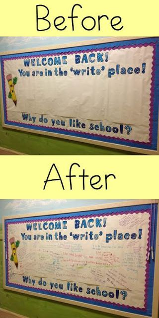 Bulletin Board - Maybe change to use in the library. Welcome to the library. You're in the right place to read- What's your favorite book? or why do you like to read?