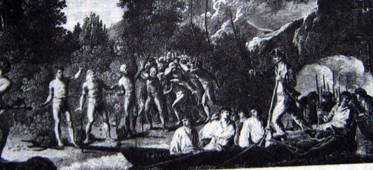 Reise um die Welt – Georg Forster – Weltumsegelung mit James Cook – 1777