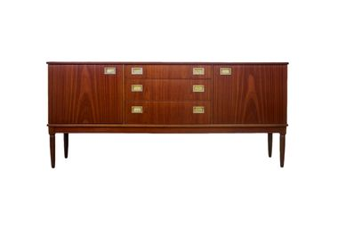 Greaves & Thomas Mid Century Credenza, Dresser or Media console, MCM
