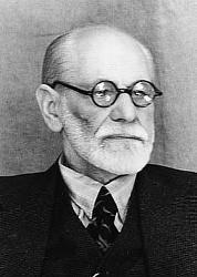 Sigmund Freud (6. května 1856, Příbor[1] – 23. září 1939, Londýn), rodným jménem Sigismund Šlomo Freud, byl lékař-neurolog, psycholog a zakladatel psychoanalýzy. Narodil se v moravském Příboře v německy mluvící židovské rodině pocházející z Haliče. Během jeho dětství se rodina přestěhovala do Vídně, kde prožil takřka celý život. Zemřel v emigraci v Londýně, kam se krátce před smrtí uchýlil před nastupujícím nacismem.