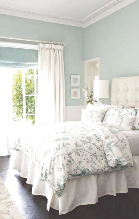 Romantic Master Bedroom Wall Decor Color Palettes
