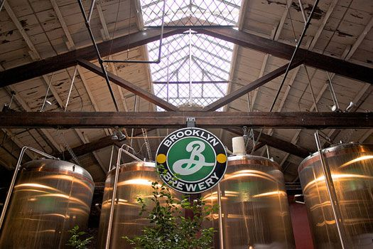 Brooklyn Brewery – New York City, New York I have to take my boyfriend here one day! #Cheapflights2013