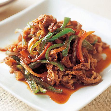 肉野菜炒め | 笹岡隆次さんの炒めものの料理レシピ | プロの簡単料理レシピはレタスクラブネット