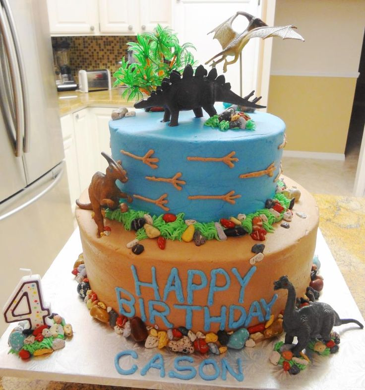 Dinosaur Cake Decorations Tesco : 25+ best ideas about Dinosaur birthday cakes on Pinterest ...