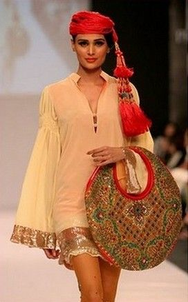 Deepak Perwani...love his clothing and handbags.
