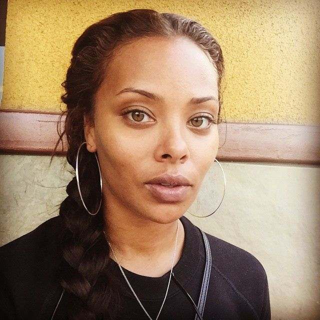 Eva Marcille So Stunning Even Without Makeup Beautiful