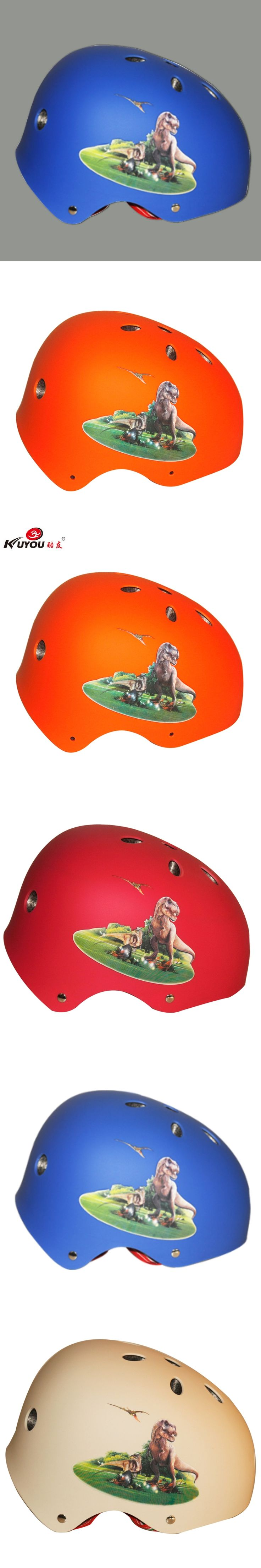 Cycling Helmet  Skateboard Non integral forming rock climbing Sport Helmet   for Children Skating  Casco Ciclismo Bicycle Helmet