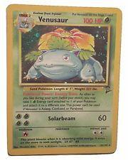 Pokemon Card - Venusaur - (18/130) Base Set 2 Rare Holo NM http://ift.tt/2hBsi3o