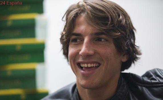Roberto Merhi: «Entre la F1 y mi afición por las bicis, tengo a mi novia bastante enfadada»