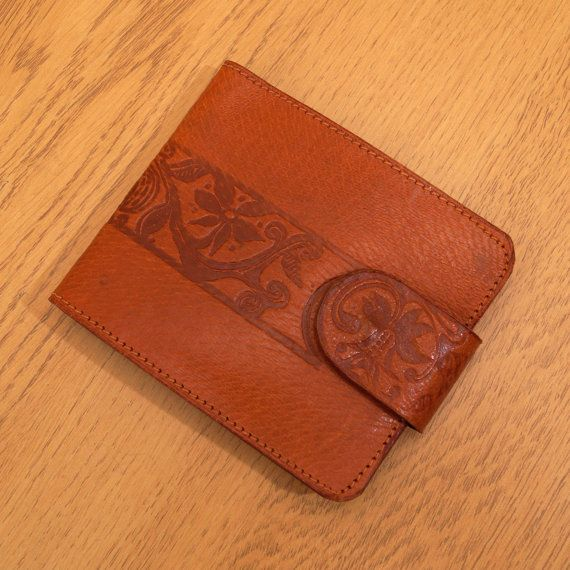 Real Leather Wallet  Multiple pockets by UKAmobile on Etsy