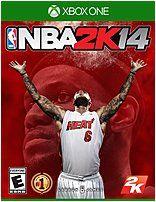 2K Games 710425493072 NBA 2K14 for Xbox One • Brand new • Original manufacturer packaging • Full manufacturer warranty $18.97  http://www.techforless.com/cgi-bin/tech4less/710425493072?id=B83H4hB4