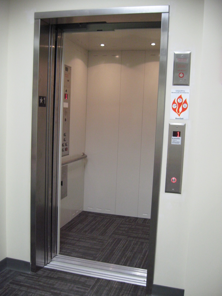 Lula Elevator Can 39 T Go Wrong With White And Stainless