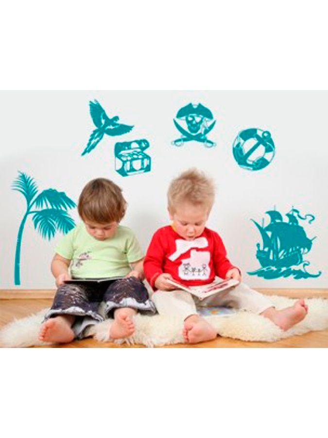 Naklejki na ścianę do dziecięcego pokoju! Łatwe do przyklejenia i łatwe do usunięcia 157 PLN  #limango #sale #kids #home #idea #tattoos