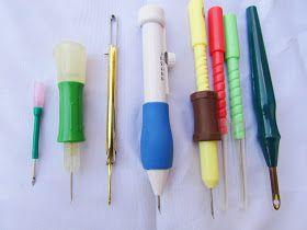 Punch needles