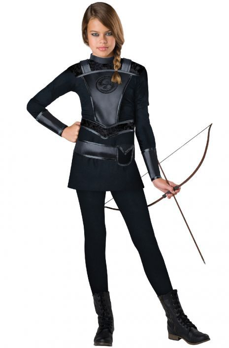 Warrior Huntress Tween Costume #Halloween #costumes