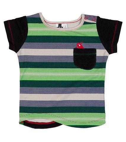 Elasto SS Pocket T Shirt http://www.oishi-m.com/collections/all/products/elasto-ss-pocket-t-shirt Funky kids designer clothing