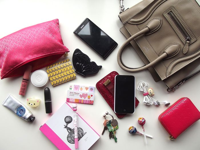 Style & Paper: What's In My Bag