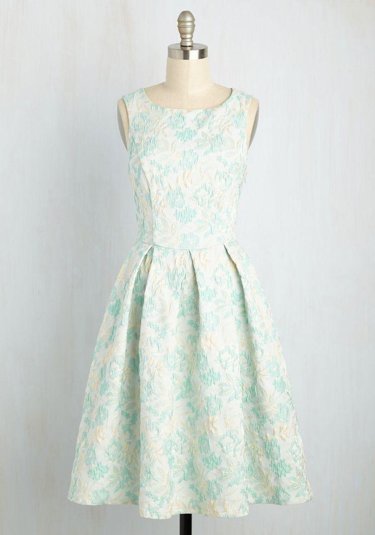 Eva Franco Gilded Pleasure Dress