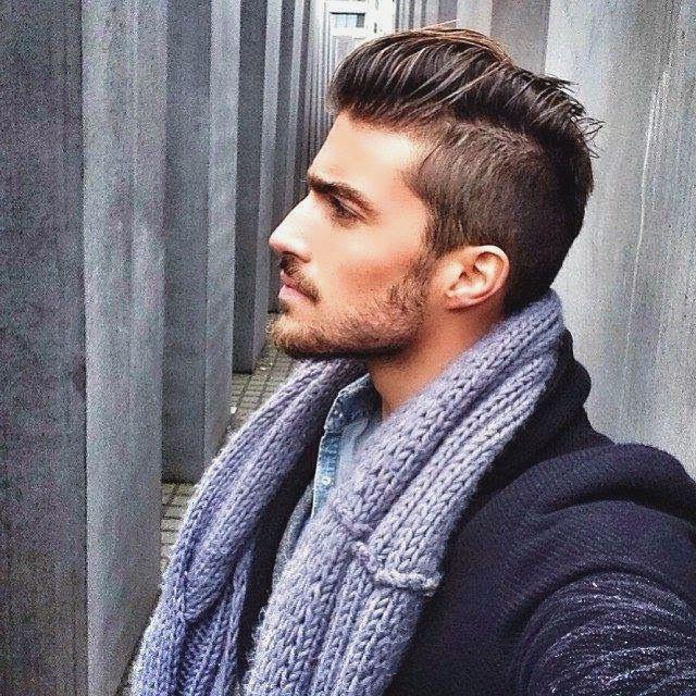 men undercut hairstyle - Google Search