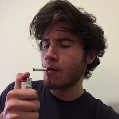 "Watch Brandon Calvillo's Vine ""Smoking"""
