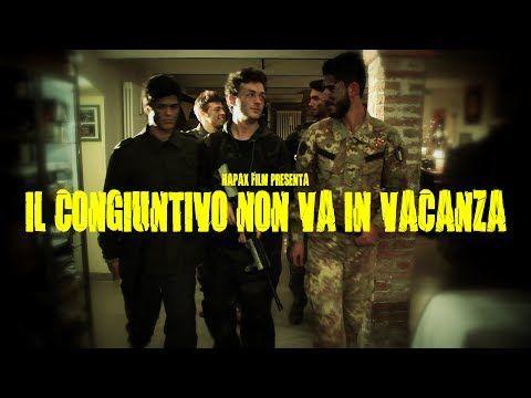 IL CONGIUNTIVO NON VA IN VACANZA - YouTube