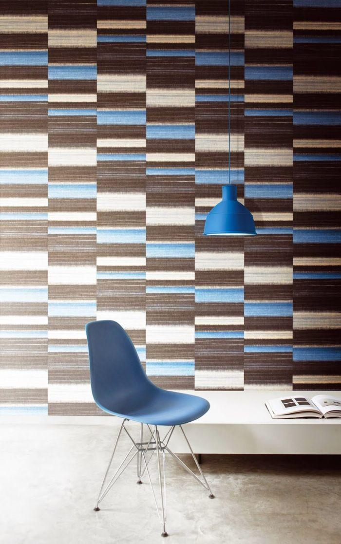 25 melhores ideias sobre papel de pared decorativo no - Papel decorativo para pared ...