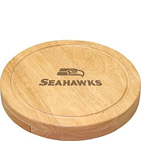 Picnic Time Seattle Seahawks Cheese Board Set - Seattle Seahawks - via eBags.com!