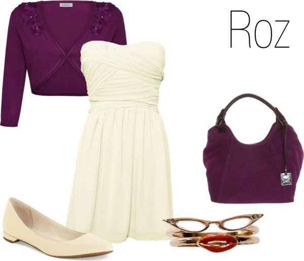 """Roz"" by sarahbrielle on Polyvore"