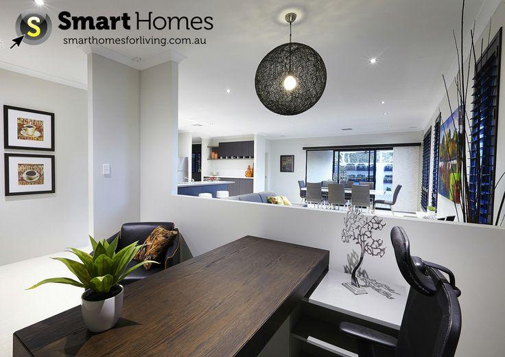 study room design #office #work #smarthomesforliving